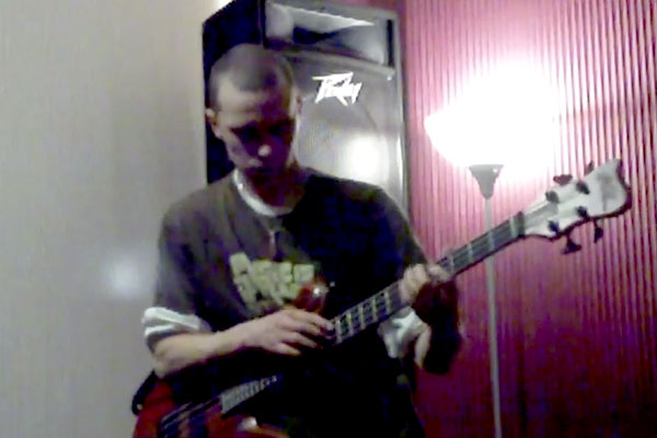 Jonny Decker: Slap, Tap, Pluck, Snap Solo Bass Performance