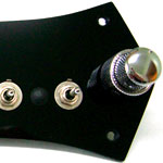 AweSome Musical Instruments Release Jazz Bass Hyper-Mod Control Plate