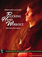 Bernhard Lackne: Plucking Hand Workout For Electric Bass