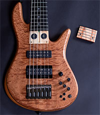 Fodera Announces Mike Pope Signature Viceroy Bass
