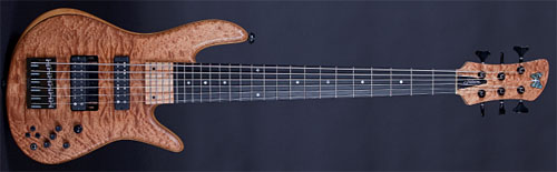 Fodera Mike Pope Signature Viceroy Bass