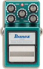 Ibanez TS9B Bass Tube Screamer Pedal