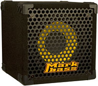 Markbass Announces New TTE 500 Head and Micromark 801 Combo Amp