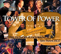 Tower of Power Releases 40th Anniversary CD/DVD Set