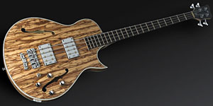 Warwick Star Bass II Single Cut