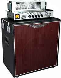 Ashdown Introduces Drophead DP-200 and LB-30 Combo Amps