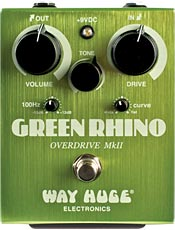 Way Huge Electronics Green Rhino Mk II