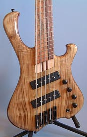 Custom Shop: LeCompte Electric Basses