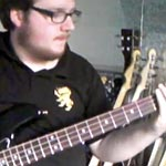Matthew Lowrie: Four Brothers Bass Loop Jam