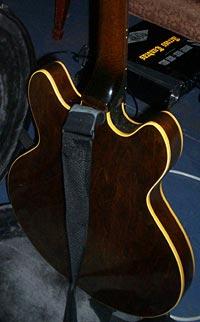 1967 Epiphone EB-232 Bass back