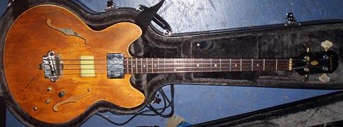 1967 Epiphone EB-232 Bass