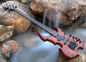 JC Basses Nerubian bass