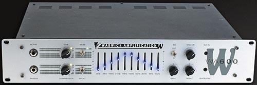 Warwick WA-600 bass amp