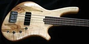 AC Guitars Unveils Graft Series Handmade Basses
