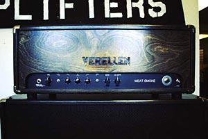 Verellen Amplifiers Meat Smoke