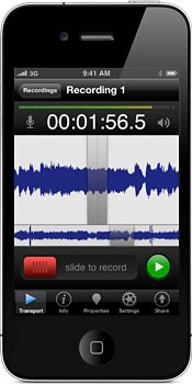 FiRe 2: A Look at the Recording App for iOS
