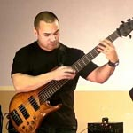 """Scott Clay: """"Love Will Never Do"""" All Bass Cover"""