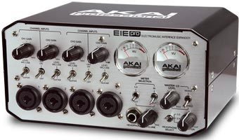 AKAI Announces EIE Pro USB Audio Interface