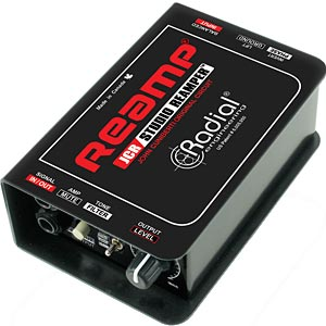 Radial Engineering Announces Reamp JCR