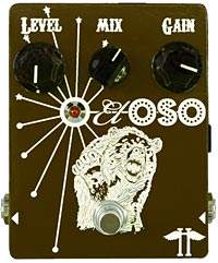 Heavy Electronics Releases El Oso Bass Distortion