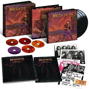 Megadeth: Peace Sells... But Who's Buying 25th Anniversary Edition