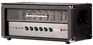 Traynor YBA300 bass head