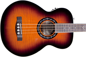 Fender Releases T-Bucket Acoustic Bass Guitar