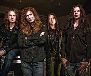 Megadeth Announces TH1RT3EN, with the Return of Dave Ellefson