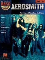 Aerosmith Bass Play-Along Volume 36