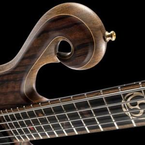 Bass Of the Week: Xylem 5-String Black Limba Bass
