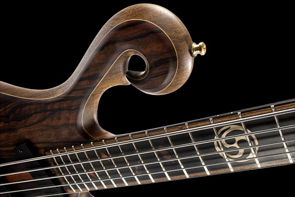Bass Of the Week: Xylem 5-String Black Limba Bass
