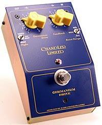 Chandler Limited Releases Two New Effects Pedals