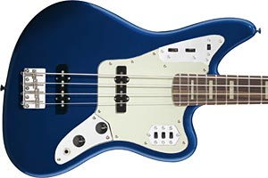 Fender Reintroduces Jaguar Bass