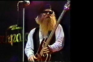 ZZ Top: Cheap Sunglasses, Live (1980)