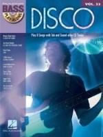 Disco - Bass Play-Along Volume 32
