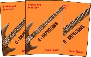 Bruno Tauzin Releases Fretboard Mastery Series