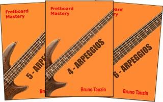 Bruno Tauzin: Fretboard Mastery