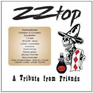 "ZZ Top Honored with ""A Tribute From Friends"" Album"
