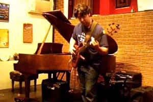"Bass Cover Week: Pete O'Neill's Fretless Bass Cover of Soundgarden's ""Black Hole Sun"""