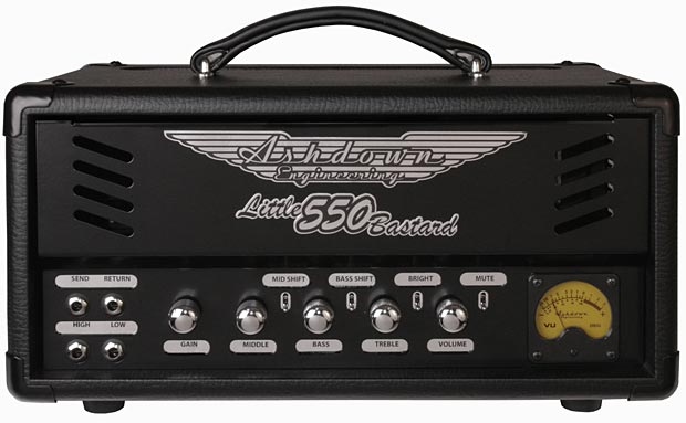 Ashdown Limited Edition Little Bastard LB-550 Amp