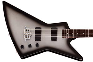 Gibson USA Releases New Explorer Bass