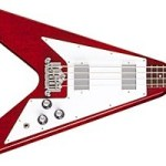 Gibson Releases Flying V Bass