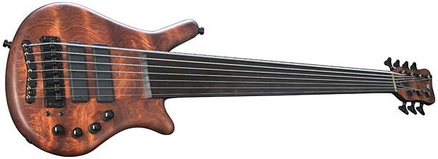Jeroen Paul Thesseling's Warwick Thumb NT 7 Fretless Bass