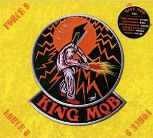 "King Mob, Featuring Glen Matlock, Release ""Force 9"""