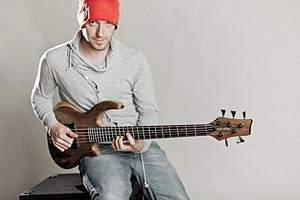 Scott Devine with Overwater Signature Series Bass