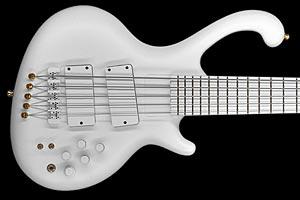 "Jens Ritter Unveils LaMarquis Jefferson Signature Bass, ""The Bone"""