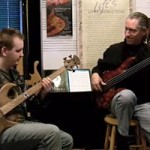 "Grant Stinnett and Michael Manring: ""Money Talks"" Duet"