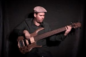 """Bass Play-Along Week: Grant Smith's Version of James Jamerson's Line on """"For Once In My Life"""""""