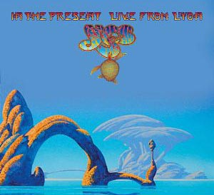 """Yes Releases """"In the Present – Live From Lyon"""""""