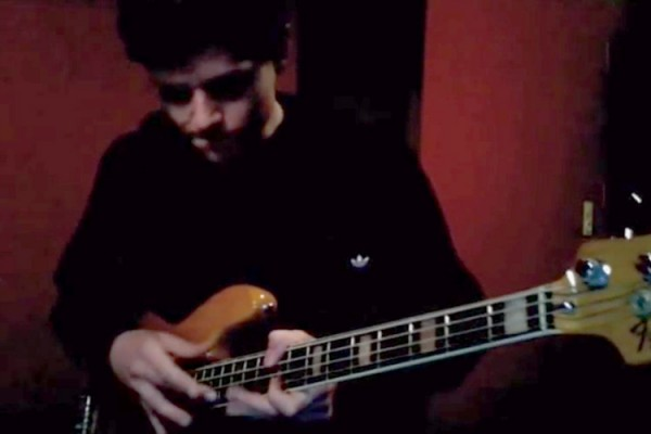 "Bass Cover Week: Gregorstube's Bass Cover of Pat Metheny's ""James"""